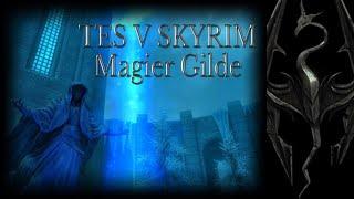 #14 Ancano, du Schlİngel   Magier Quest   TES V Skyrim (Ger) (PS4) (Facecam)