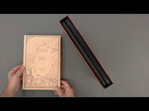 Making a Slip Case for Sketch Book and iPad