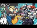 Adamqs FLOW GO NARUTO OPENING MIX Fighting Dreamers HD,DT 98.89 481pp