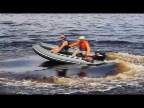 Лодка Велес 03/350N.