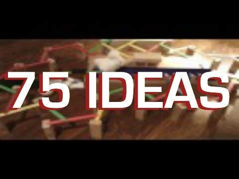 75 Rube Goldberg Ideas & Inventions - YouTube