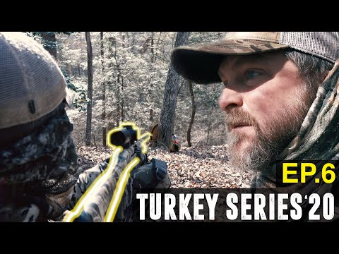 VIRGINIA PUBLIC LAND TURKEY HUNTING