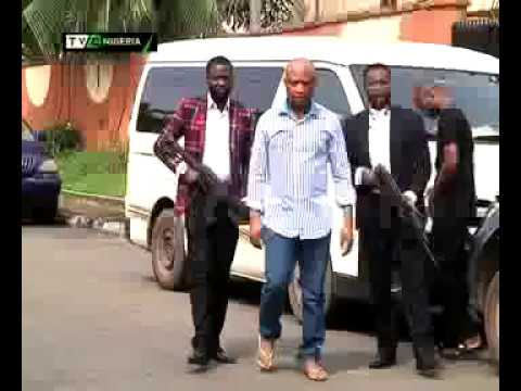 Police parade most wanted kidnapper arrested in Lagos