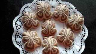 как приготовить печенье 'Бабочки'