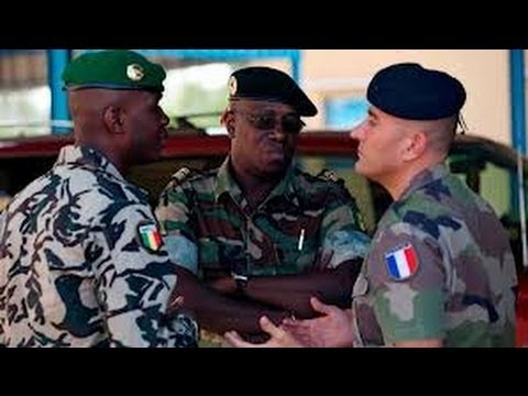 Mali: Cronología del Conflicto / Conflict in Mali (Chronology of Events) [IGEO.TV]