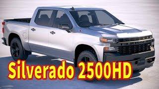 2020 chevrolet silverado 2500hd body styles   2020 chevrolet silverado 2500hd high country