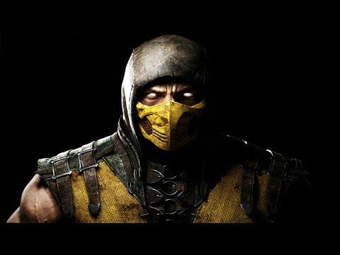 Mortal Kombat X: Scorpion Fatality (Tutorial)