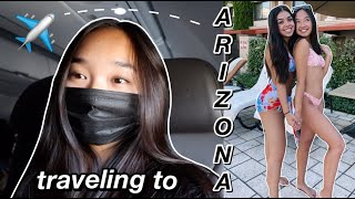 traveling to ARIZONA for a weekend | weekend in my life! Nicole Laeno