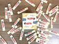 DUPLO Mega Big Box 40 Pack new WHITE CHOCOLATE 728g almost 1 kilogram/35 ounces