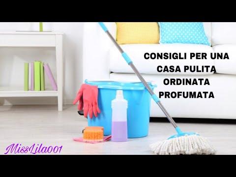 10 trucchetti per una casa in ordine pulita e profumata misslila001 youtube - Casa pulita e profumata ...