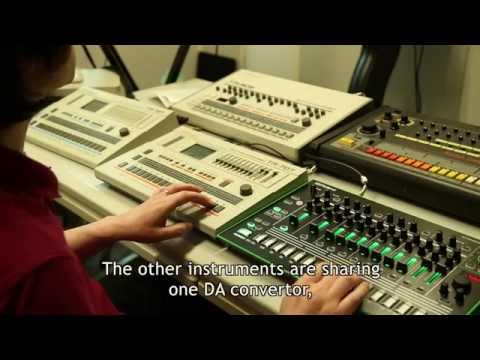 AIRA — Developing the 7X7-TR8 Drum Machine Expansion