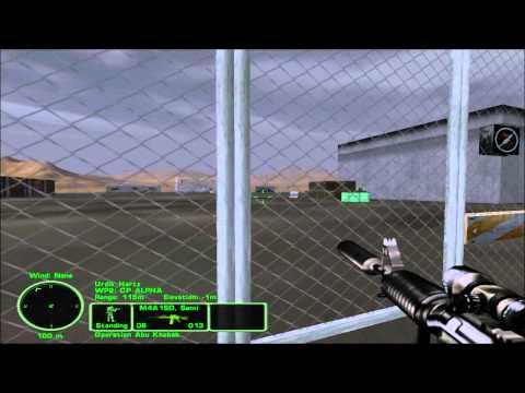 Delta Force Task Force Dagger Mission 9 Walkthrough: Operation Abu Khabab |