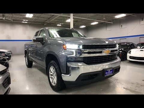 2019 Chevrolet Silverado 1500 Lake Bluff, Lake Forest, Libertyville, Waukegan, Gurnee, IL C19748