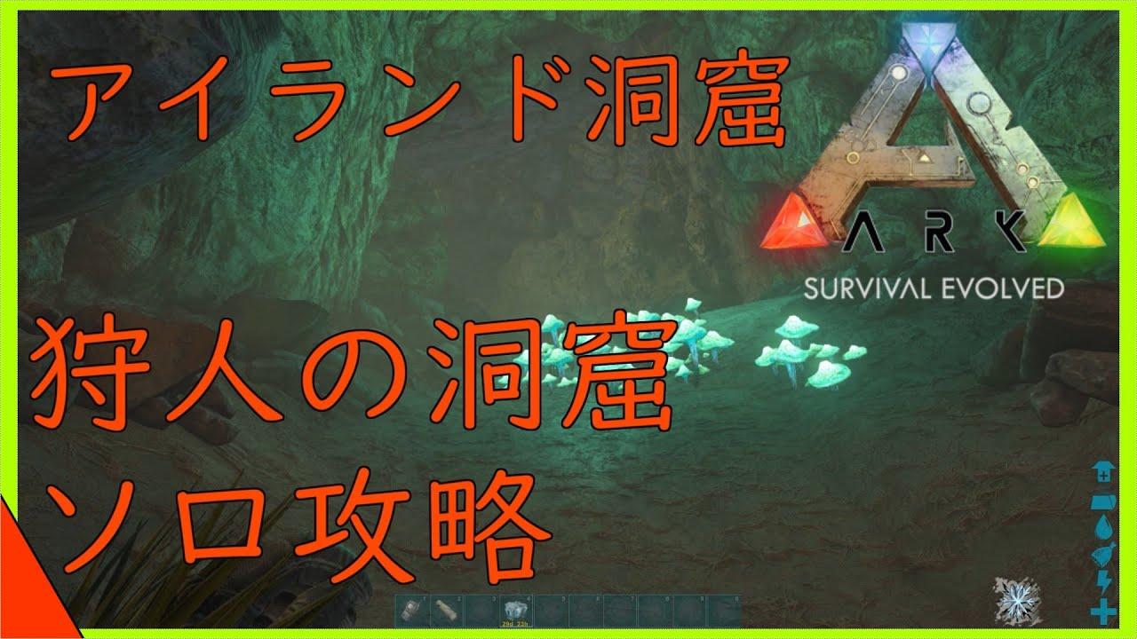 洞窟 の Ark 狩人
