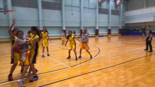 何明華會督銀禧中學 vs 瑪利諾修院紀念學校 第1節 LG