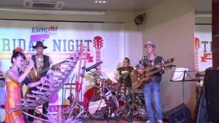 [Đêm nhạc Đồng quê] Cô gái vót chông - Tình ca Tây Nguyên - Thanh Phương ft. Lãng Du Band