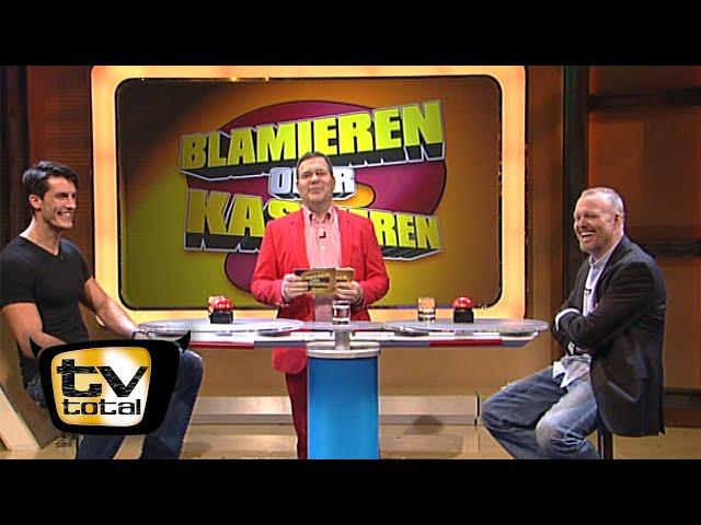 Blamieren oder Kassieren - TV total