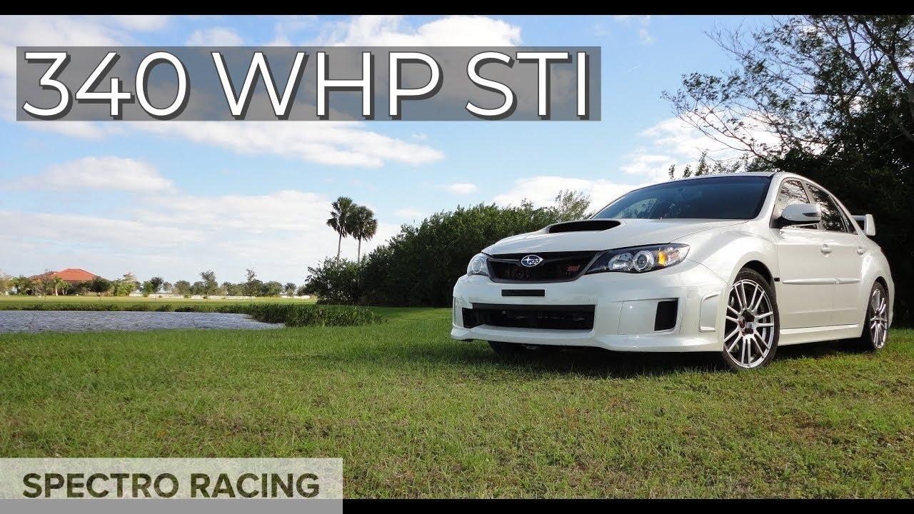 2011 Subaru Impreza WRX STi review