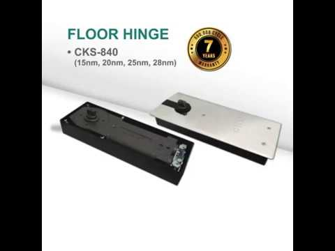 CKS-840 Floor Hinge