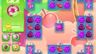 Candy Crush Jelly Saga Level 2000 (No boosters) screenshot 4