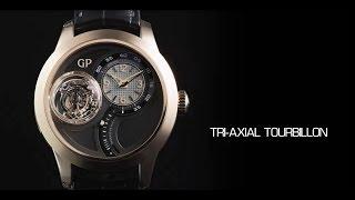 Tri-Axial Tourbillon Girard-Perregaux
