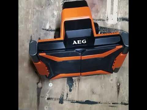 AEG/Ridgid 18v light panel review