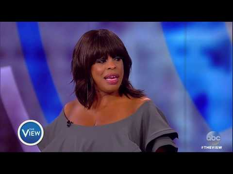 Niecy Nash Talks Marriage, Loving Yourself, Series Claws  The View