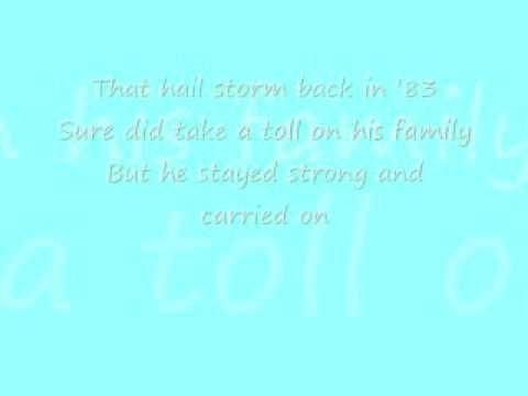 amarillo sky lyrics   YouTube