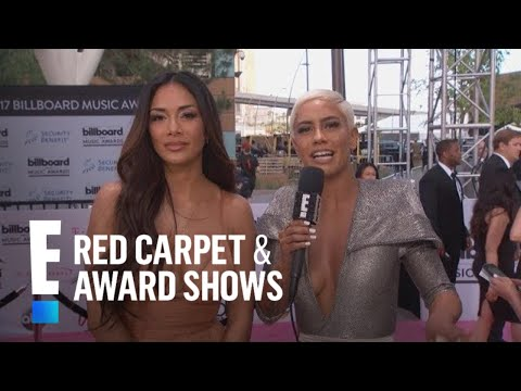 Nicole Scherzinger Responds to Internet Rumors | E! Live from the Red Carpet
