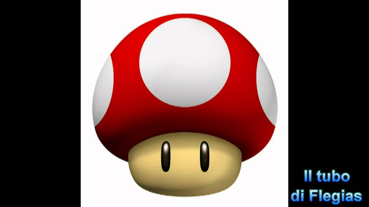 Super Mario Bros  - Mushroom Sound Effect