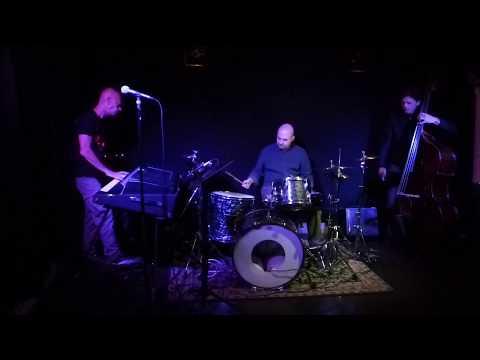 Joe Cherrygen Trio @Café à GoGo 8/2017 (1)