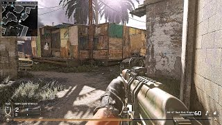 Call of Duty Modern Warfare Remaster PS4 Multiplayer Gameplay