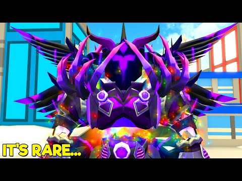 The Owner Gave Me The RAREST Transformation... (ROBLOX SUPER POWER FIGHTING SIMULATOR)