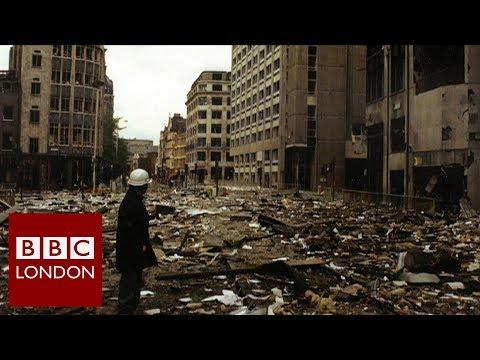 Bishopsgate Bombing Anniversary – BBC London News