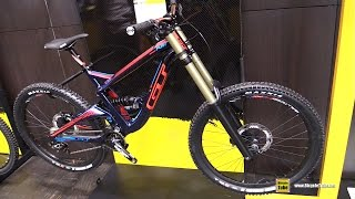 2016 GT Bicycles Fury Full Suspention Mountain Bike - Walkaround - 2015 Eurobike