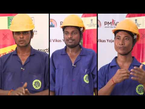 Construction Skill Development Council of India Corporate Video