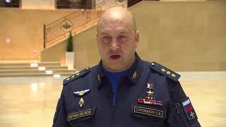 Russian ASF Commander-in-Chief tells about Roman Filipov's exploit in Syria