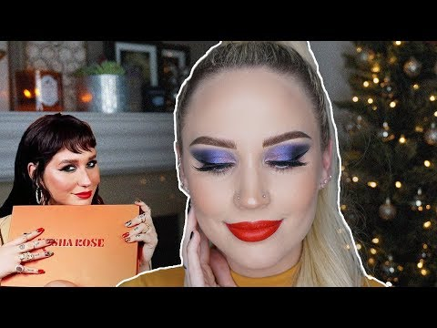 KESHA ROSE BEAUTY | REVIEW + SWATCHES + TUTORIAL | DUPETHAT ITSKANDL thumbnail