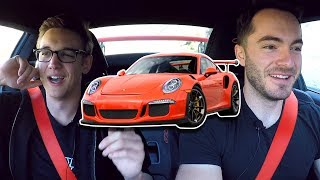 Driving The Porsche GT3 RS With Jericho