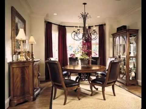 Chandelier design decorating ideas for dining room