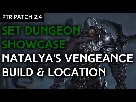 Natalya S Set Dungeon Build
