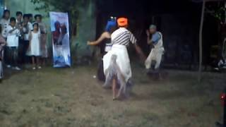 Tarian Negu Sarama-Mamboro, Sumba Tengah