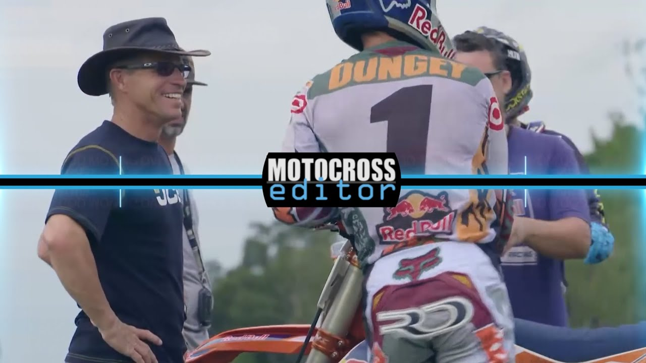 Ryan Dungey Rides Bakers Factory / Motocross Editor
