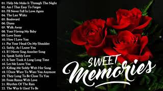 Non Stop Old Song Sweet Memories - Oldies Medley Non Stop Love Songs