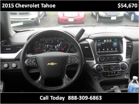 2015 chevrolet tahoe used cars danville ky youtube for Bob allen motor mall used cars