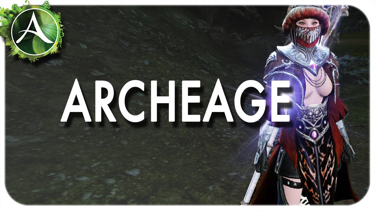 ArcheAge - F2P MMO with PvP, housing, naval battles, gliders