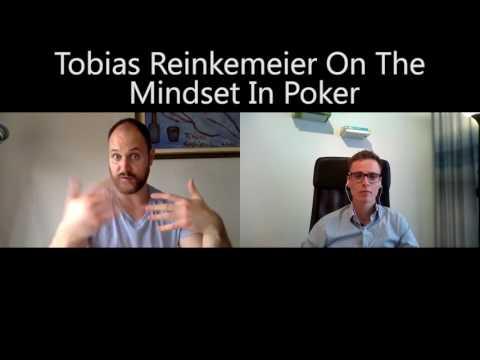 Tobias Reinkemeier On The Mindset In Poker