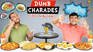 DUMB CHARADES FOOD CHALLENGE | Funny Food Eating Competition | Food Challenge | Viwa Food World