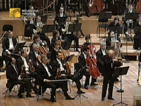 Gyorgy Pauk - Bartok - Second Violin Concerto Part Two