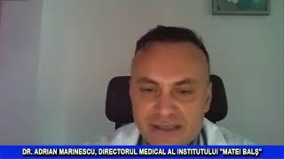 """""""Tratamentele pentru SARS-CoV-2 au eficienţă dacă sunt administrate la declanşarea bolii"""""""